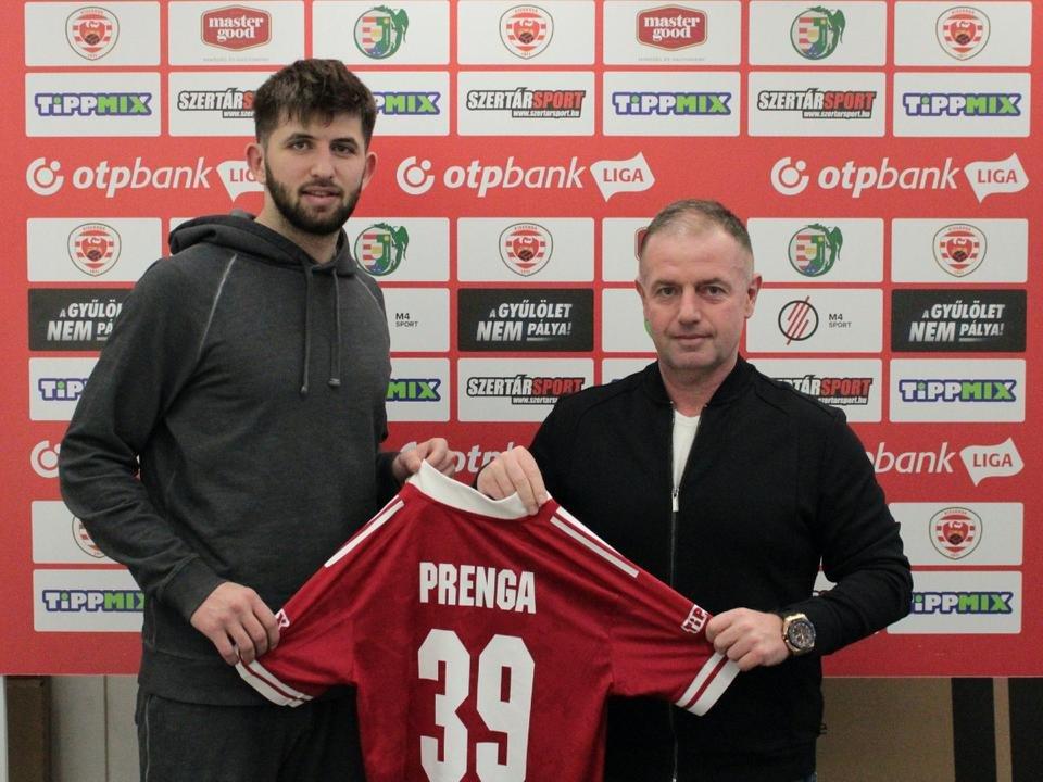 Prenga në Hungari