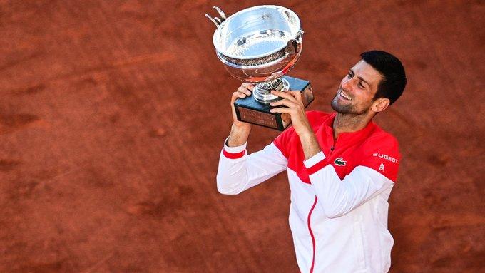 Xhokoviç fiton 'Roland Garros'