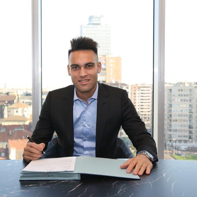 Martinez zgjat kontratën me Inter